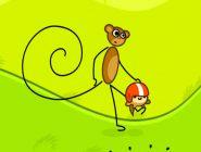 Пинок обезьяны